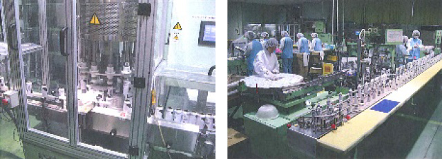 フェルジューブ 炭酸ミスト製造工程01